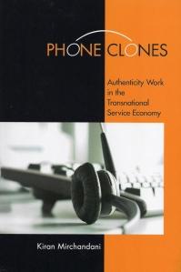 Kiran Phone Clones book front